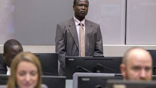 ICC sentences Ugandan rebel leader Ongwen to 25 years in prison