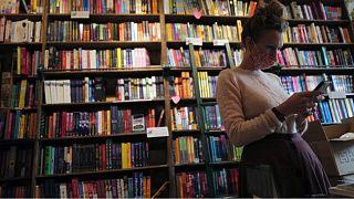 صورة أرشيفية لإحدى المكتبات