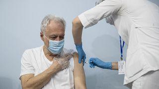 Вакцинация в Москве