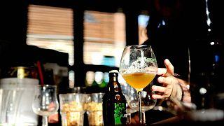 İçki tüketimi