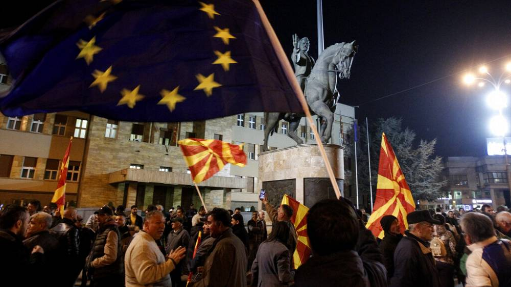 EU's credibility 'undermined' if North Macedonia delayed from joining the bloc