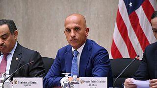 علی العمادی، وزیر دارایی قطر