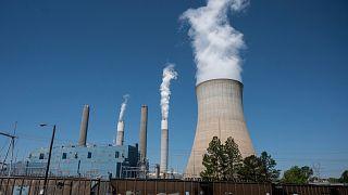 ABD'de enerji santrali