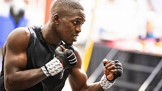 Senegalese star boxer Souleymane Cissokho on the road to world title