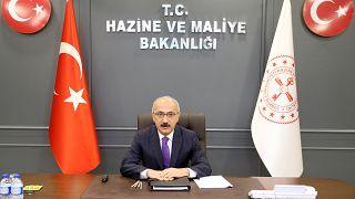 Hazine ve Maliye Bakanı Elvan