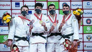 تفوق روسي كبير في بطولة غراند سلام للجوجو المقامة في كازان