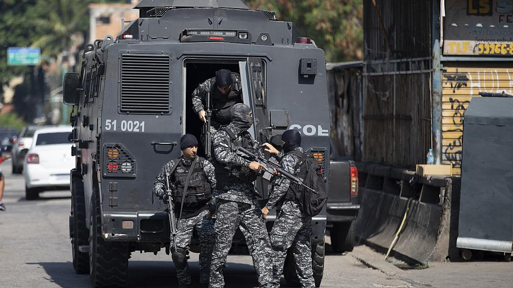 Brazil: Rio's deadly police shootout prompts claims of abuse