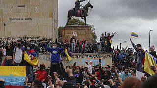 Bogota protestolar