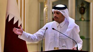 شیخ محمد بن عبدالرحمن آل ثانی، وزیر امور خارجه قطر