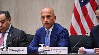 وزير المالية القطري المعفى علي شريف العمادي