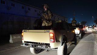 قاعدة باغرام الجوية، أفغانستان، 28 نوفمبر 2019