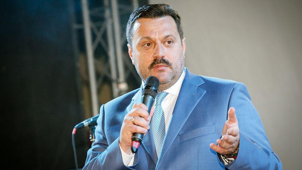 Ukrainian MP blasts 'hysterical' Facebook over influence network ban