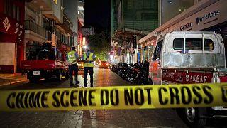 «Τρομοκρατική επίθεση» στις Μαλδίβες