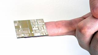 تولید چیپ ۲ نانومتری