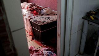 یورش پلیس برزیل به قاچاقچیان در حومه ریودوژانیرو