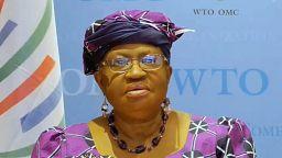 Η Γενική Διευθύντρια του Παγκόσμιου Οργανισμού Εμπορίου, Ενγκόζι Οκόνιο Ιουεάλα στο Euronews
