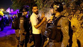 Streit um Häuser in Ost-Jerusalem: Übelriechendes aus dem Wasserwerfer