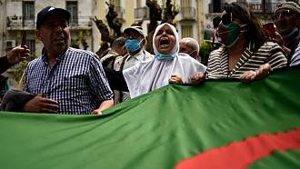 Algeria's government warns trade unions against 'subversive' groups