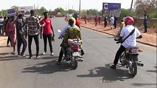 Students in Niger protest poor living and learning conditions