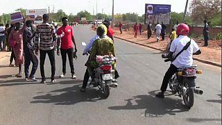 Des étudiants nigériens protestent pour de meilleures conditions