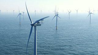 Energie der Zukunft: Schwimmende Windturbinen