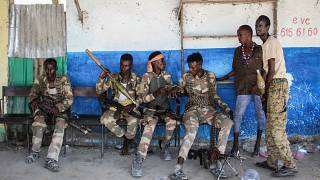 Somalia: Opposition fighters withdraw from Mogadishu