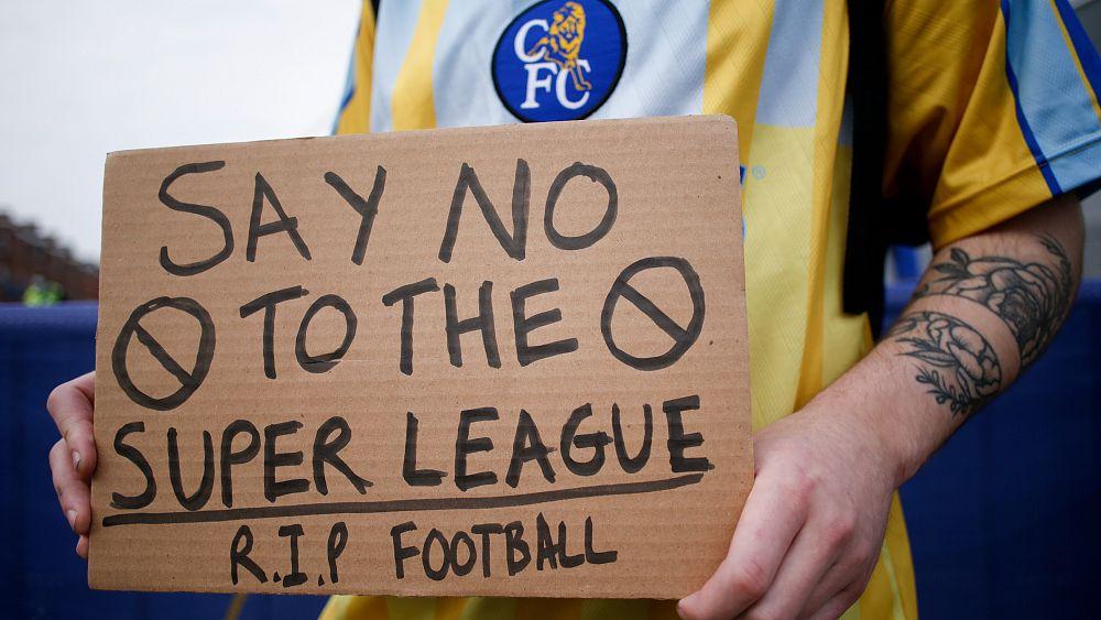 UEFA'dan Avrupa Süper Ligi projesine katılan kulüplere maddi yaptırım ve disiplin cezası geldi