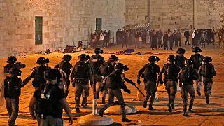 Heurts à Jérusalem : la communauté internationale appelle au calme