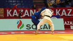 Los pesos pesados del judo ponen el punto final al Grand Slam de Kazán