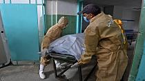 Tunisia orders lockdown amid 'worst' ever health crisis