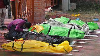 أكثر من أربعة آلاف وفاة حصيلة ضحايا كورونا في الهند خلال 24 ساعة