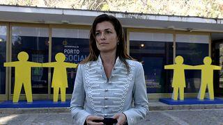 Az igazságügyi miniszter az EU szociális csúcstalálkozóján, Portóban
