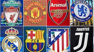 الدوري السوبر: برشلونة وريال مدريد ويوفنتوس يتمسكون بالمشروع ويستنكرون تهديدات ويفا