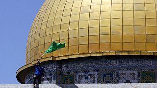 Tranquilidade regressa à mesquita de Al-Aqsa