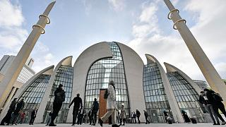 مسجد ديتيب في كولونيا