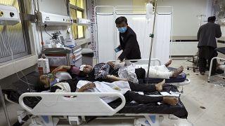 Серия взрывов вблизи школы в Кабуле привела к многочисленным жертвам
