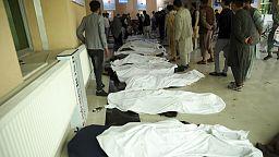 Au moins 30 morts lors d'un attentat contre une école pour filles de Kaboul