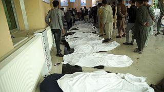 Ataque à bomba contra escola feminina em Cabul