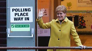 نیکولا استروژن، وزیر اول اسکاتلند