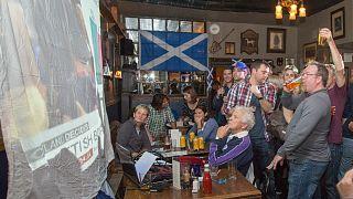 متابعة نتائج الانتخابات الاسكتلندية