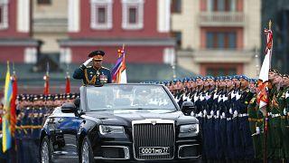 الاحتفال بيوم النصر، روسيا