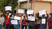 Chadian police disperse opposition protest