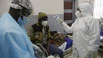 Health workers in Chad lack access to any vaccines