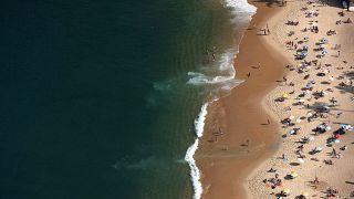 Praia Vermelha, Rio de Janeiro (arquivo)