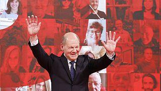 Olaf Scholz az SPD kancellárjelöltje