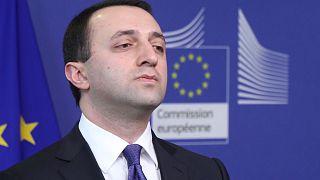 Gürcistan Başbakanı İrakli Garibaşvili