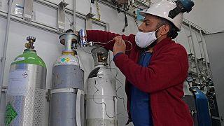 Covid-19 : la Tunisie en manque d'oxygène