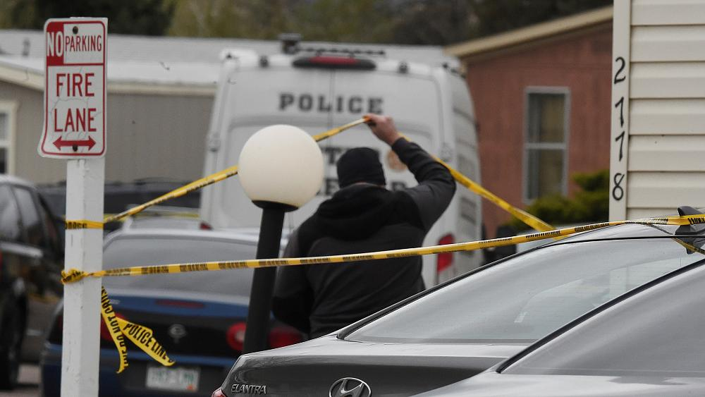 Gunman kills six, then himself, at birthday party in Colorado