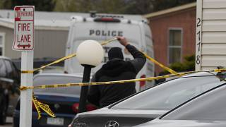 A gunman killed six people at a birthday party in Colorado Springs on Sunday