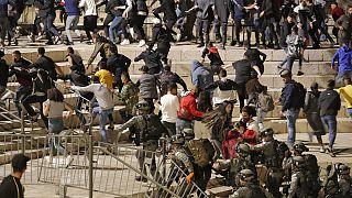 ЕС призывает прекратить насилие в Восточном Иерусалиме